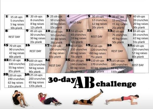 30 Day Challenges! (2/2)