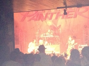 Steel Panther concert at The House of Blues