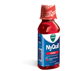 Nyquil, my new best friend!