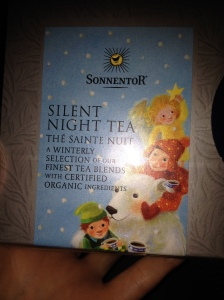 My Silent Night Tea