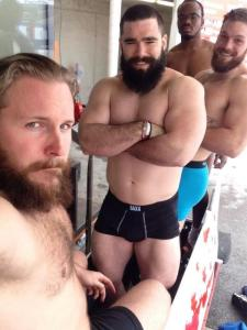 Canada's Mens Bobsled Team 2014