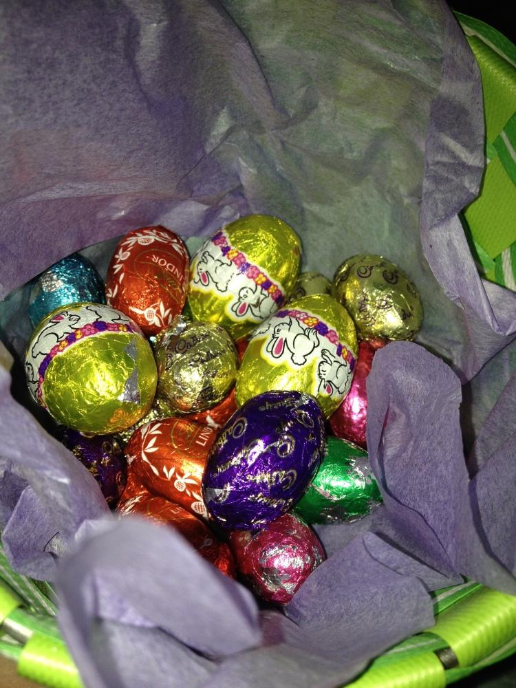 Chocolate Madness! (2/4)