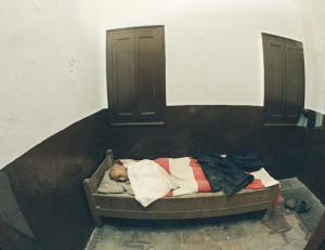 The drunkard's cell