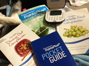 My Weight Watchers  Stuff