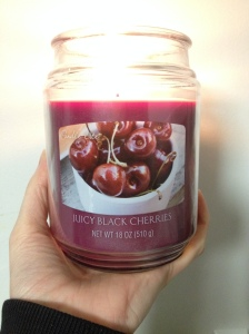 New candle!