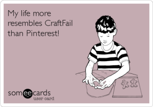 Luckily I had no craft fails with the presents I was making, phew!