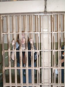 Me in Alcatraz a really long time ago