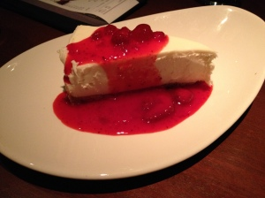 cheesecake, super delish cheesecake