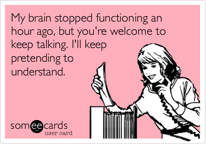 brain mush
