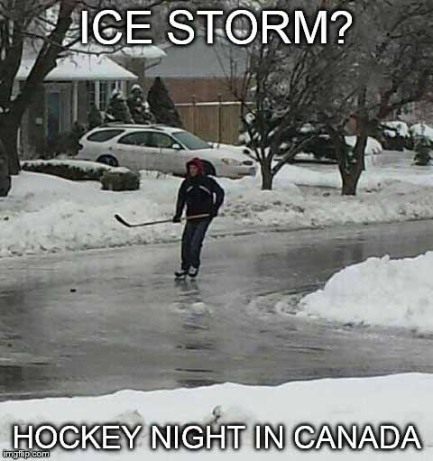 canada day hockey