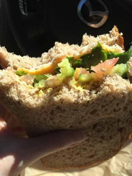 safeway sandwich