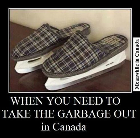 canada slippers