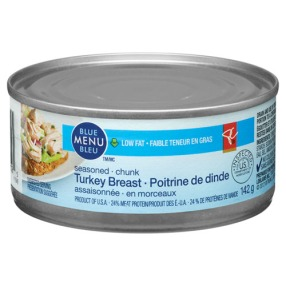 PC Blue Menu Seasoned Chunk Turkey Breast