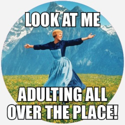 adulting 2