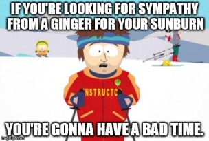 sunburn meme 2