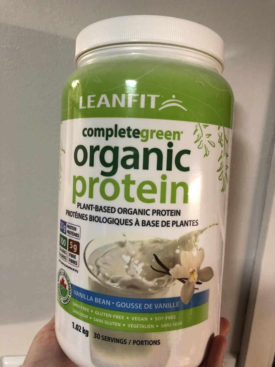 protein powder gross